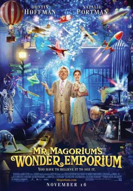 فيلم Mr. Magorium's Wonder Emporium 2007 مترجم