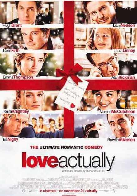 فيلم Love Actually 2003 مترجم