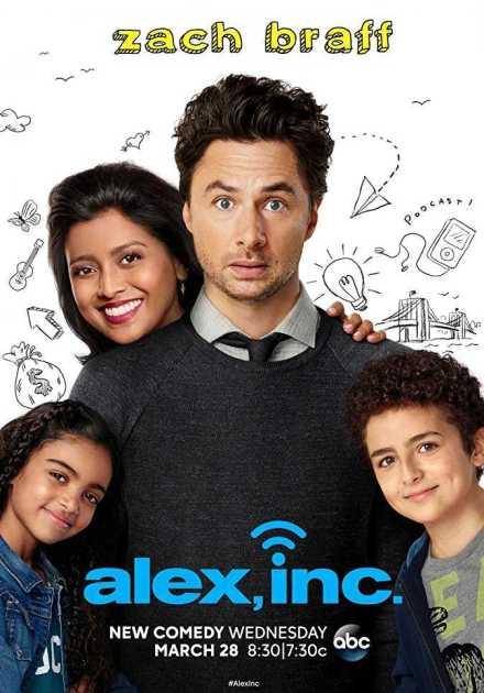 مسلسل Alex, Inc.