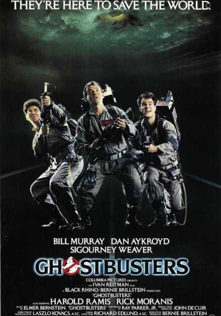 فيلم Ghostbusters 1984 مترجم