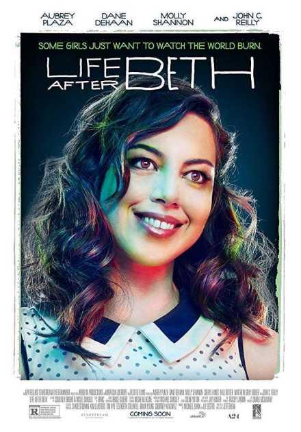 فيلم Life After Beth 2014 مترجم
