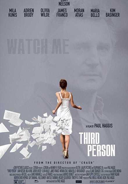 فيلم Third Person 2013 مترجم