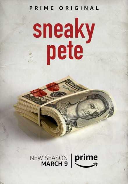 مسلسل Sneaky Pete الموسم الثاني