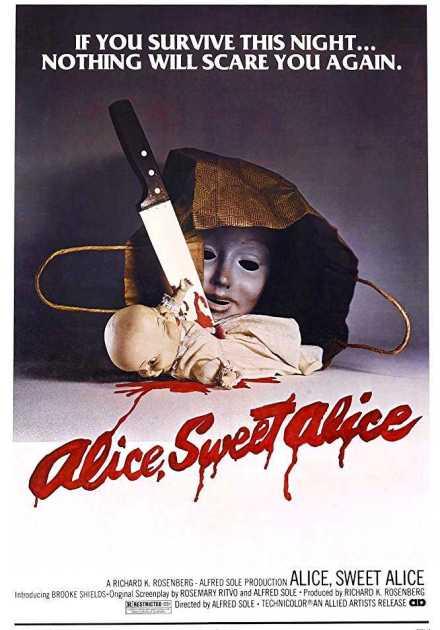 فيلم Alice Sweet Alice 1976 مترجم