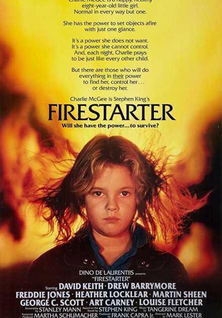فيلم Firestarter 1984 مترجم