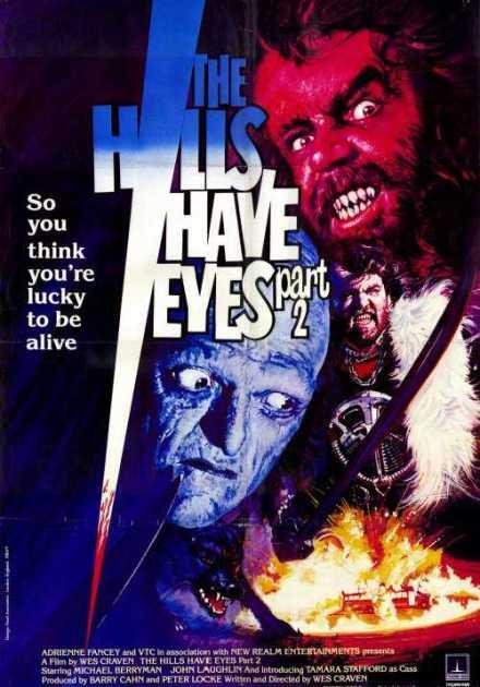 فيلم The Hills Have Eyes Part II 1984 مترجم