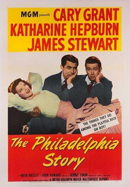 فيلم The Philadelphia Story 1940 مترجم