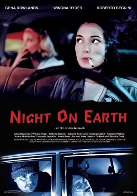 فيلم Night on Earth 1991 مترجم