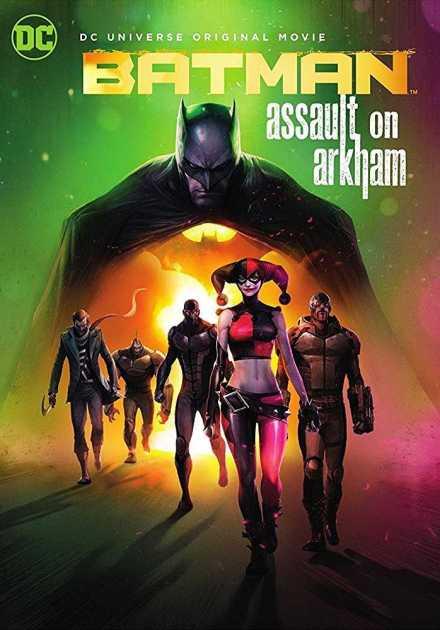 فيلم Batman Assault on Arkham 2014 مترجم
