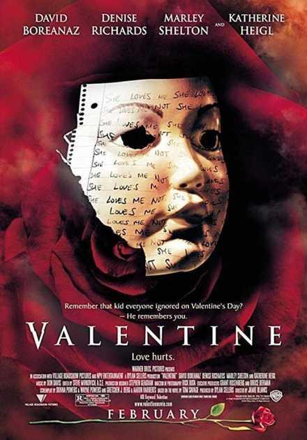 فيلم Valentine 2001 مترجم