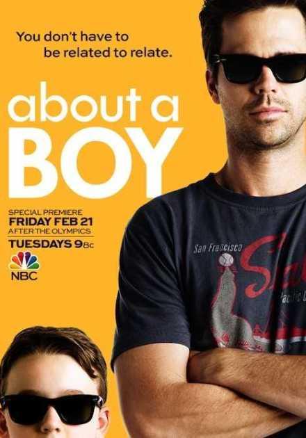 مسلسل About a Boy الموسم الثاني