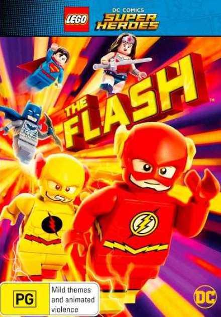 فيلم Lego DC Comics Super Heroes The Flash 2018 مترجم