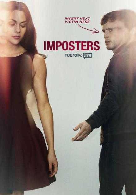 مسلسل Imposters