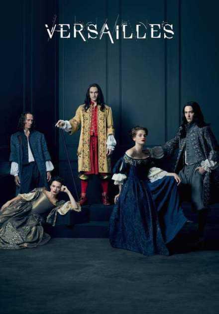 مسلسل Versailles الموسم الأول