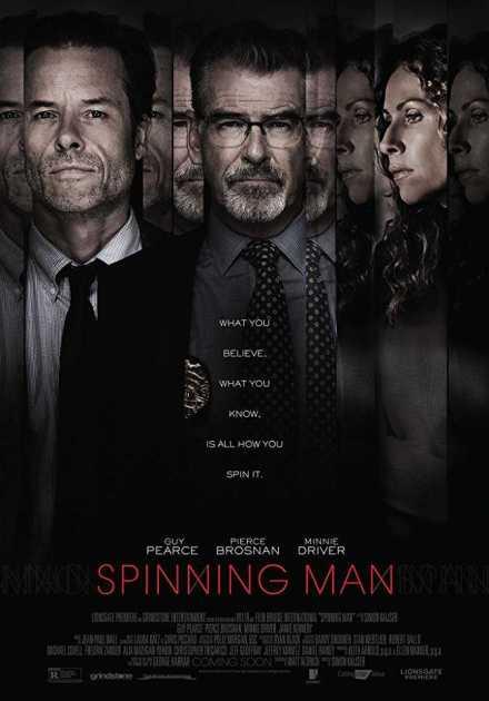 فيلم Spinning Man 2018 مترجم