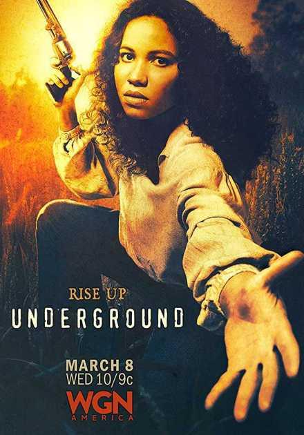 مسلسل Underground الموسم الثاني