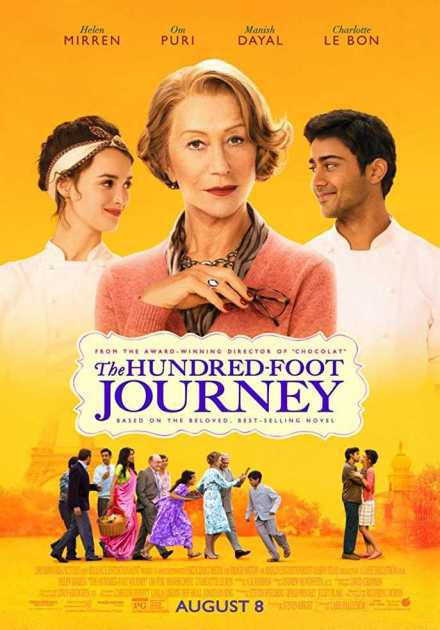 فيلم The Hundred-Foot Journey 2015 مترجم