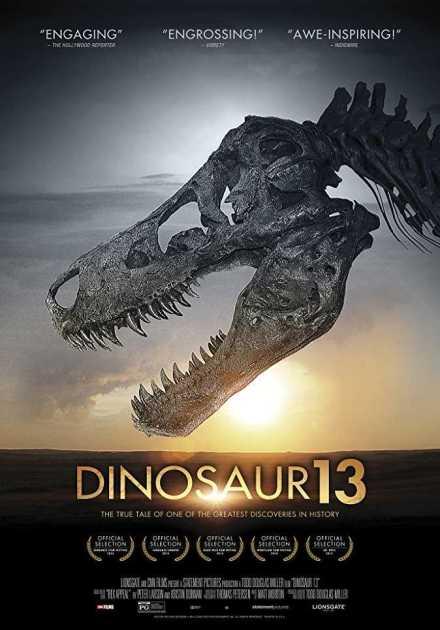 فيلم Dinosaur 13 2014 مترجم