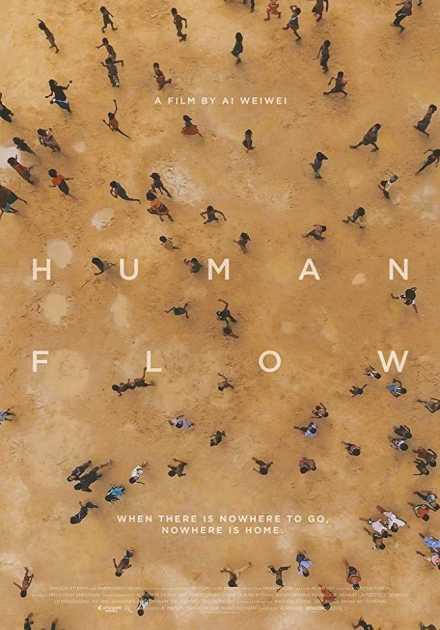 فيلم Human Flow 2017 مترجم