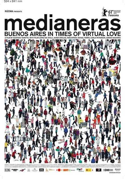 فيلم Medianeras 2011 مترجم