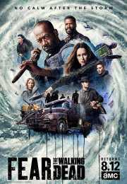 مسلسل Fear the Walking Dead الموسم الرابع – الحلقه 15