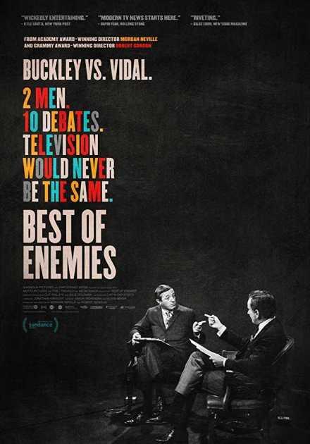 فيلم Best of Enemies 2015 مترجم