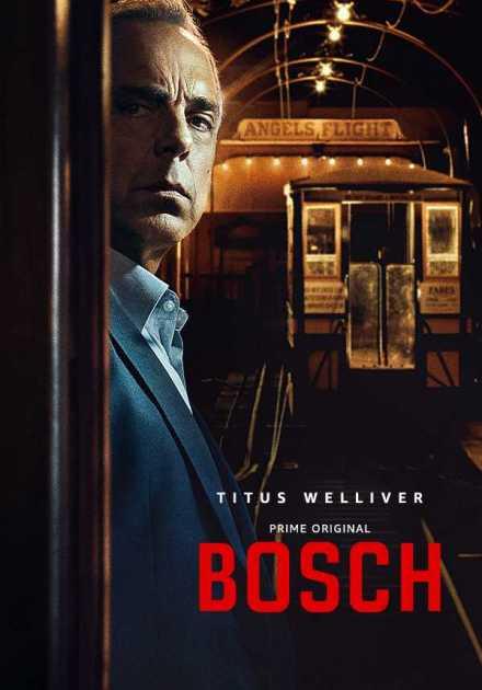 مسلسل Bosch الموسم الرابع