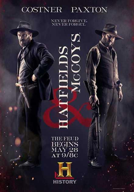مسلسل Hatfields & McCoys الموسم الأول