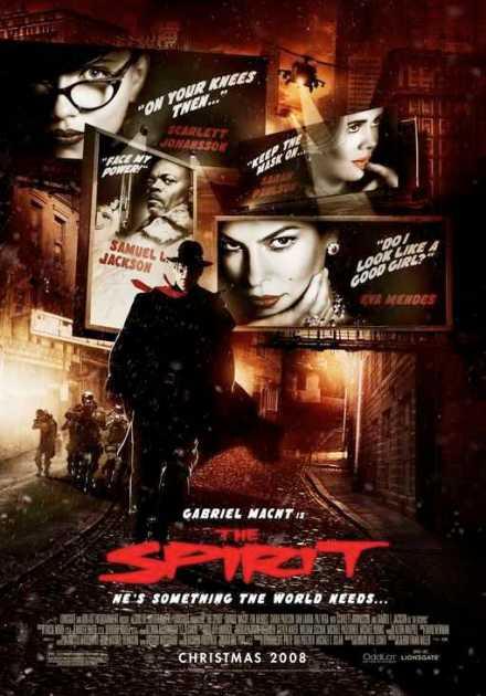 فيلم The Spirit 2008 مترجم