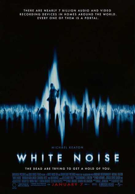 فيلم White Noise 2005 مترجم