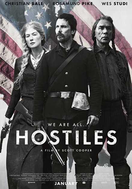 فيلم Hostiles 2017 مترجم