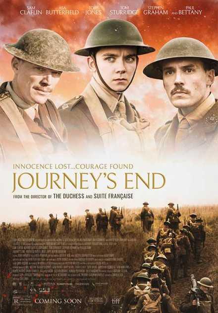 فيلم Journey's End 2017 مترجم