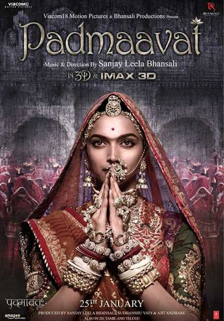 فيلم Padmaavat 2018 مترجم