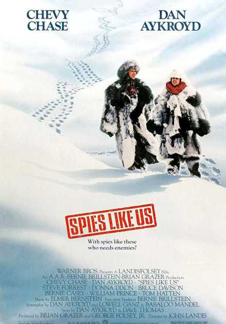 فيلم Spies Like Us 1985 مترجم