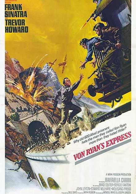 فيلم Von Ryan's Express 1965 مترجم