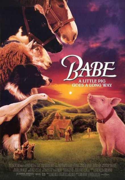 فيلم Babe 1995 مترجم