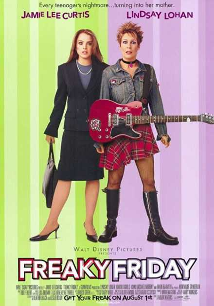 فيلم Freaky Friday 2003 مترجم