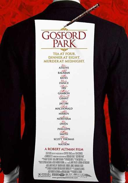 فيلم Gosford Park 2001 مترجم