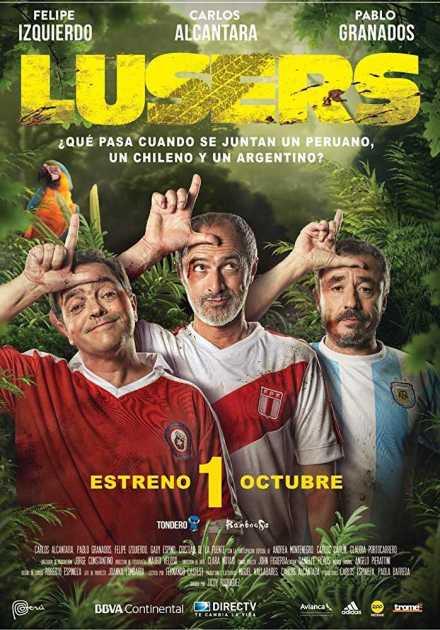 فيلم Lusers 2015 مترجم