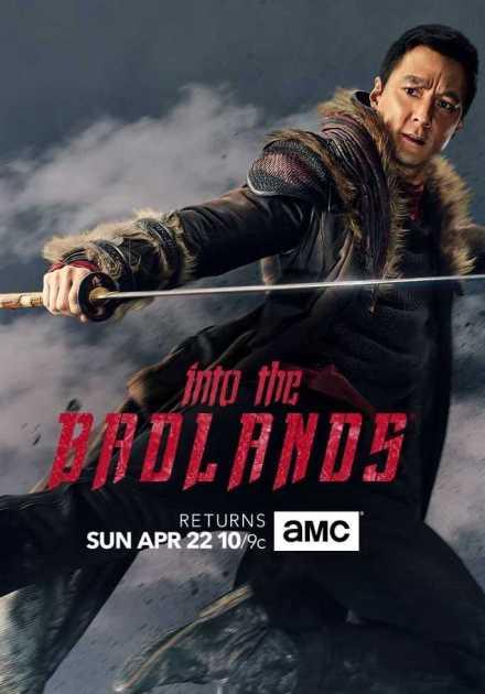 مسلسل Into the Badlands الموسم الثالث