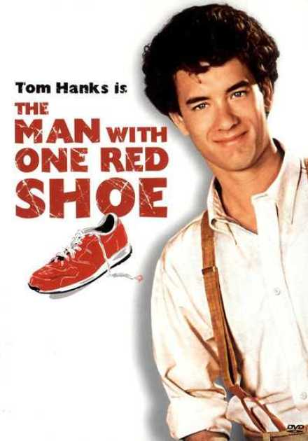 فيلم The Man With One Red Shoe 1985 مترجم