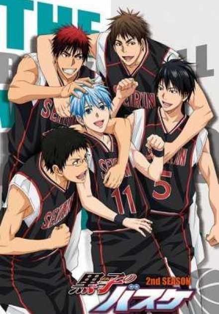 أنمي Kuroko no Basket – الموسم الثّاني