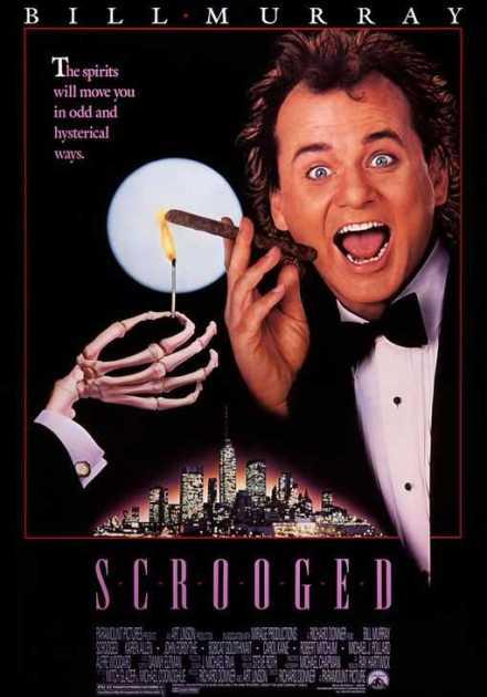فيلم Scrooged 1988 مترجم