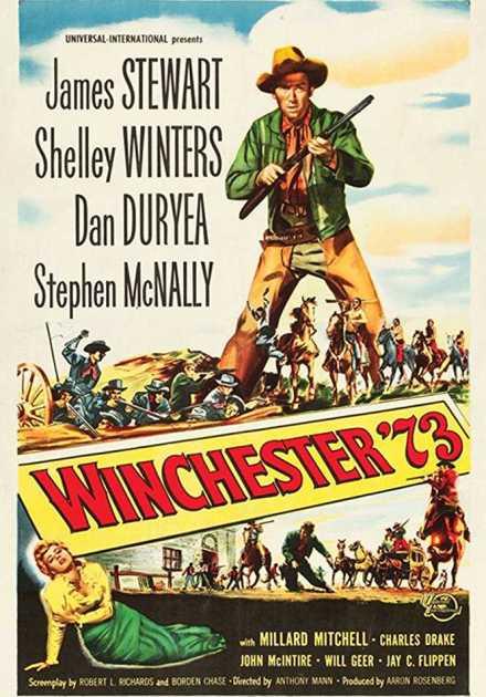 فيلم Winchester '73 1950 مترجم
