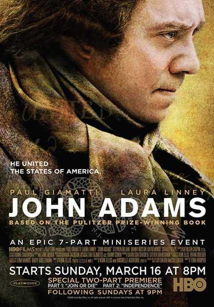 مسلسل John Adams الموسم الاول