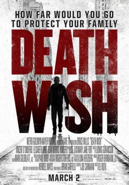 فيلم Death Wish 2018 مترجم