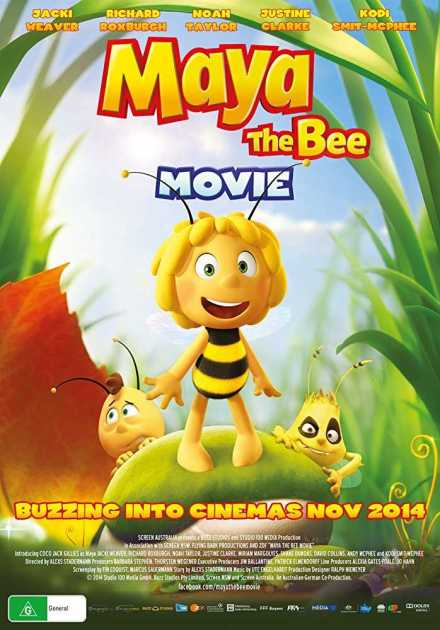 فيلم Maya the Bee Movie 2014 مترجم