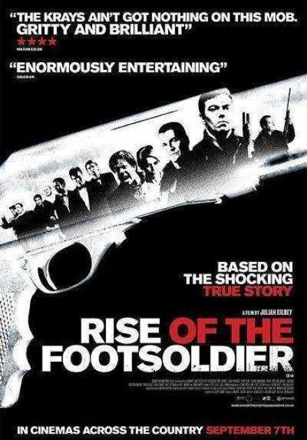 فيلم Rise of the Footsoldier 2007 مترجم
