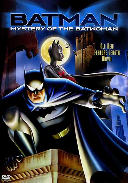 فيلم Batman Mystery of the Batwoman 2003 مترجم