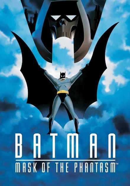 فيلم Batman Mask Of The Phantasm 1993 مترجم